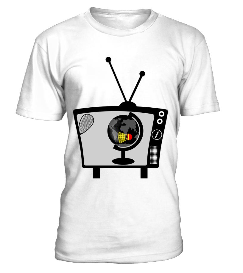 Crossminton tv shirt crossminton tv for Cross counter tv shirts